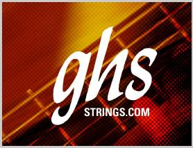 GHS Guitar Strings